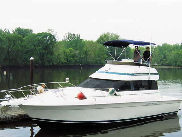 Used Silverton 37 Convertible Motor Yacht For Sale