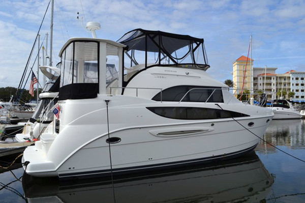 Used Meridian 368 Aft Cabin Aft Cabin Boat For Sale