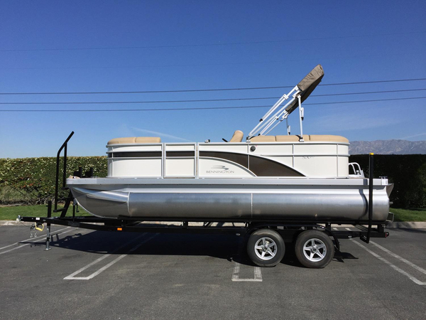 New Bennington 20 SSRX Pontoon Boat For Sale