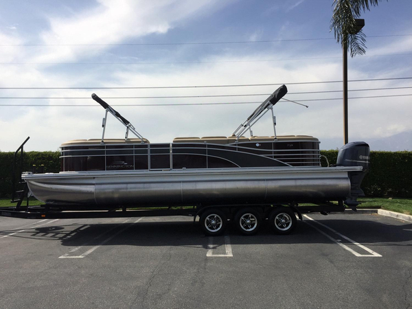 New Bennington 25 RSRX1 Pontoon Boat For Sale