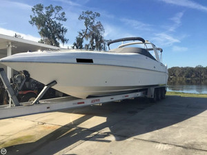 Used Envision 36 Legacy Express Cruiser Boat For Sale