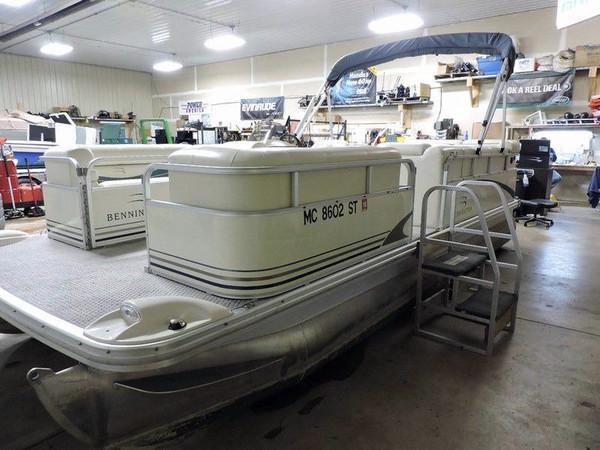 Pontoon boats for sale jackson tn 1999