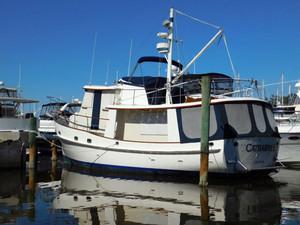 Used Kadey Krogen Trawler Boat For Sale