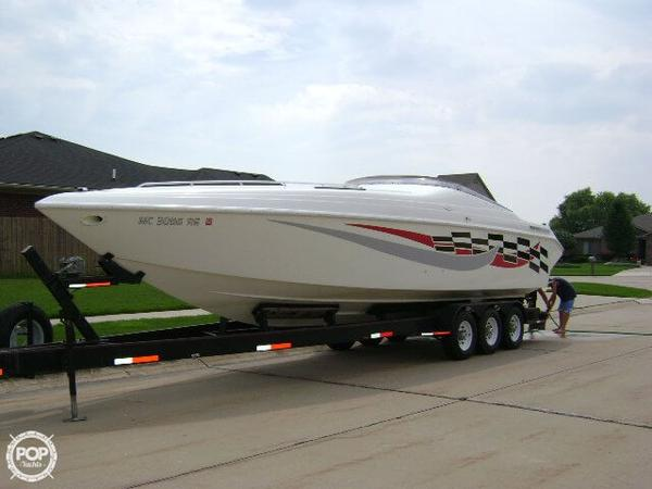 Used Baja 32 Off Shore High Performance Boat For Sale