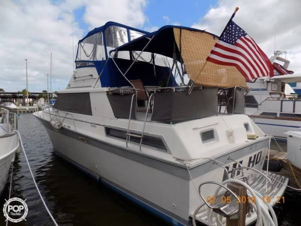 Used Silverton Aft Cabin 40 Aft Cabin Boat For Sale