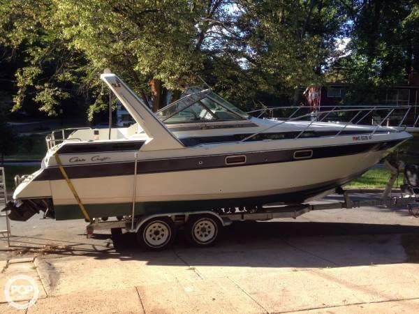 Used Chris-Craft 284 Amerosport Express Cruiser Boat For Sale