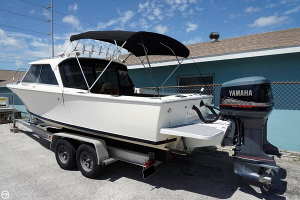 Used Bertram 25 Sports Fishing Boat For Sale