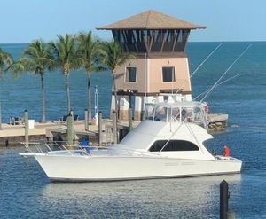 Used Post Convertible Fishing Boat For Sale