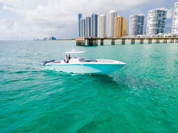 New 7 Oceans 40 FS7 Saltwater Fishing Boat For Sale