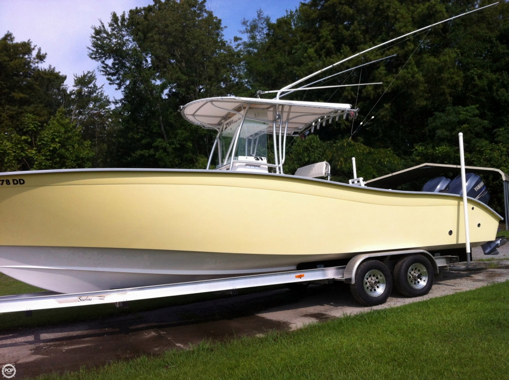 2006 used cape horn 31 offshore center console fishing for Used center console fishing boats for sale