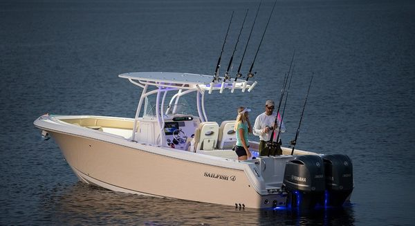 New Sailfish 290 CC Center Console Fishing Boat For Sale
