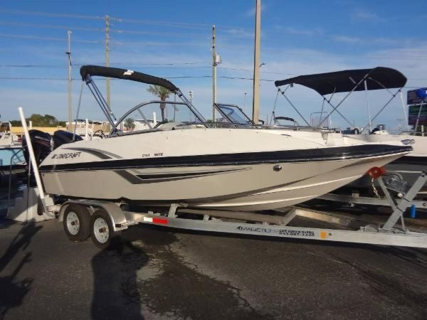 New Starcraft MDX 210 OB Deck Boat For Sale