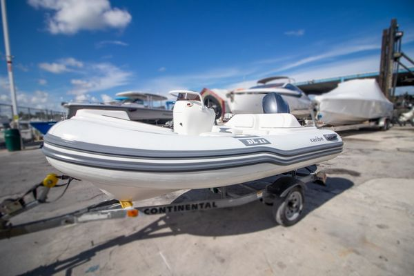 Used Caribe Deluxe 11 Tender Boat For Sale