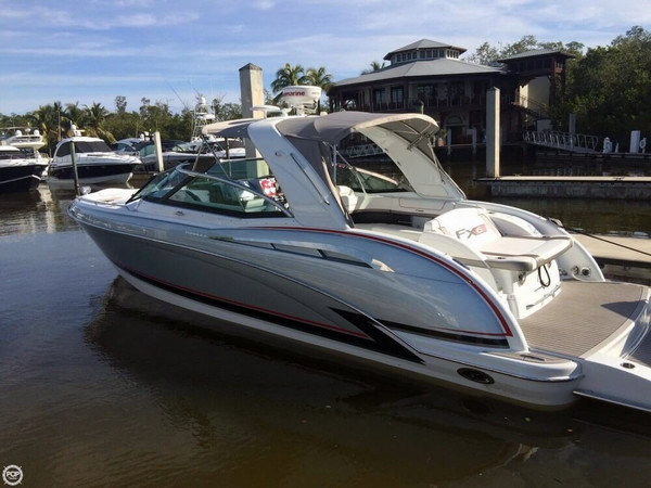 Used Formula 350 FX6 Express Cruiser Boat For Sale