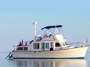 Used Henriques Custom Trawler Boat For Sale