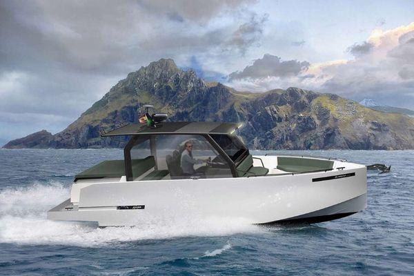 New De Antonio D28 Xplorer Motor Yacht For Sale