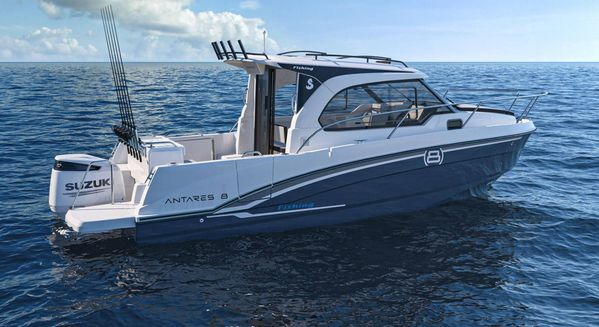 Used Beneteau America Antares 8 Cruiser Boat For Sale