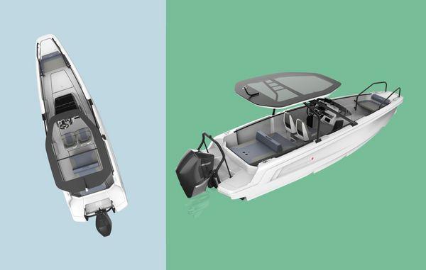 New Axopar 22 T Top Sports Cruiser Boat For Sale