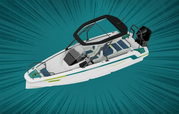 New Axopar 22 T Top x Jobe Sports Cruiser Boat For Sale