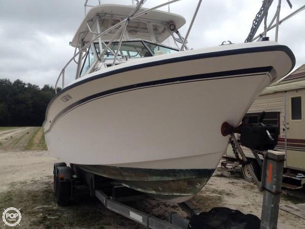 Used Grady-White 257 WA Walkaround Fishing Boat For Sale