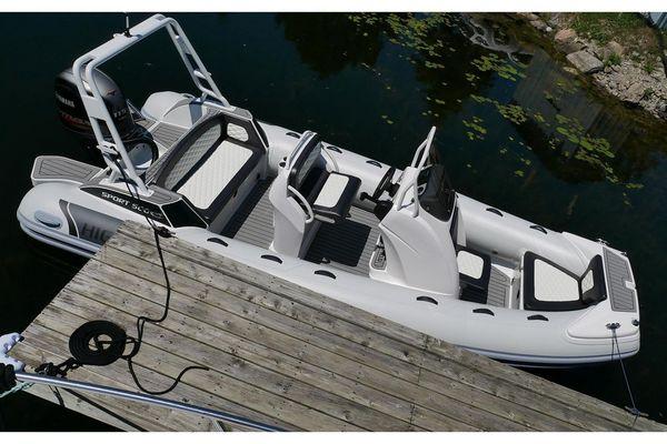 New Highfield Sport 560 Tender Boat For Sale