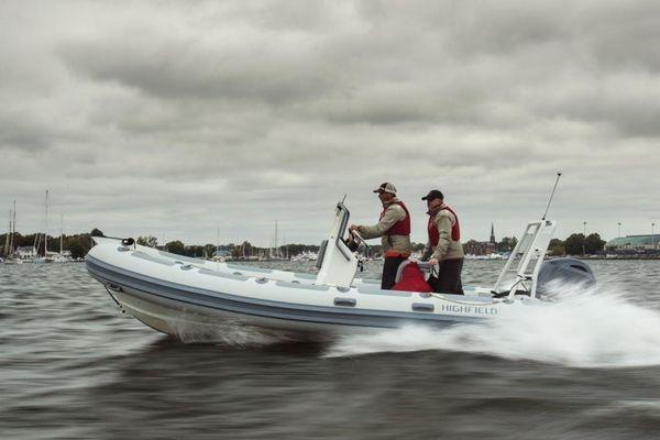 New Highfield Ocean Master 540 Tender Boat For Sale