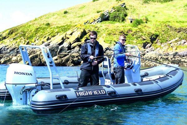 New Highfield Ocean Master 500 Tender Boat For Sale