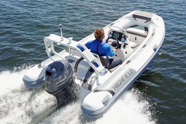New Highfield Sport 460 Tender Boat For Sale