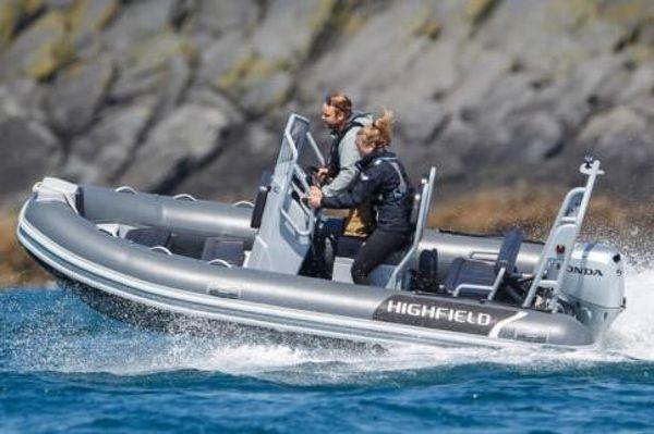 New Highfield Ocean Master 460 Tender Boat For Sale