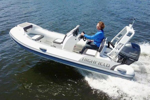 New Highfield Sport 420 Tender Boat For Sale