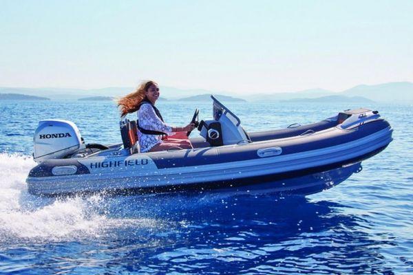 New Highfield 420 DL Tender Boat For Sale