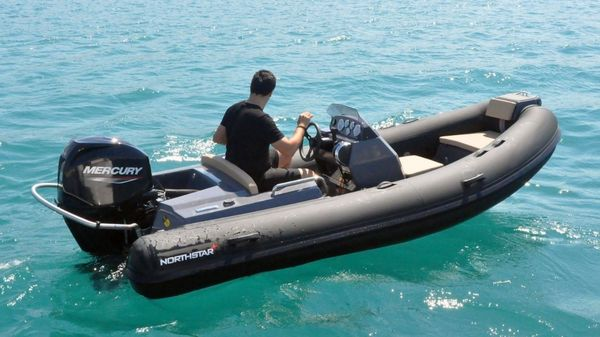 New Northstar Axis 4.2 Tender Boat For Sale