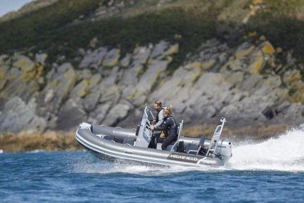 New Highfield Ocean Master 420 Tender Boat For Sale