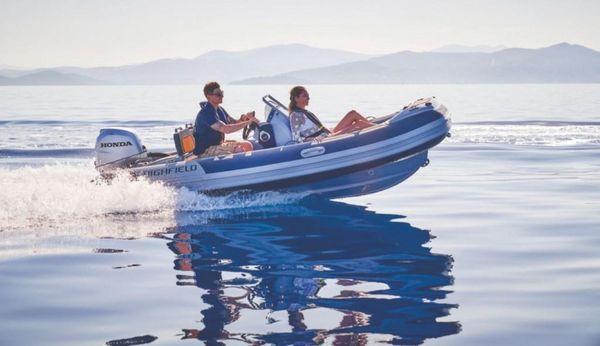 New Highfield 390 DL Tender Boat For Sale