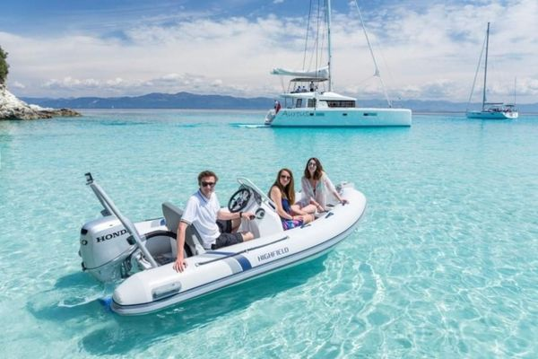 New Highfield Ocean Master 390 Tender Boat For Sale