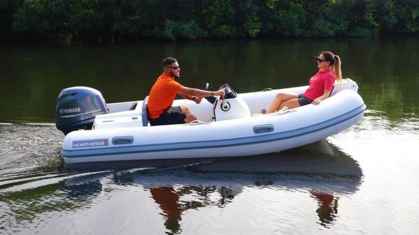 New Northstar Axis 3.8 Tender Boat For Sale