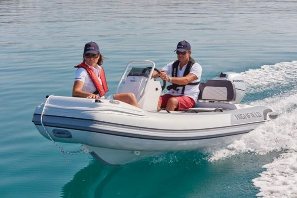 New Highfield Classic 360 Deluxe Tender Boat For Sale