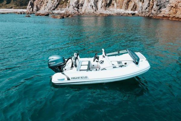 New Highfield Sport 330 Tender Boat For Sale