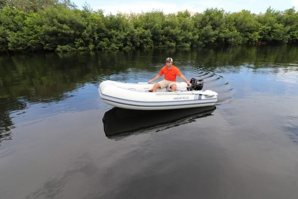 New Highfield Classic 290 Tender Boat For Sale