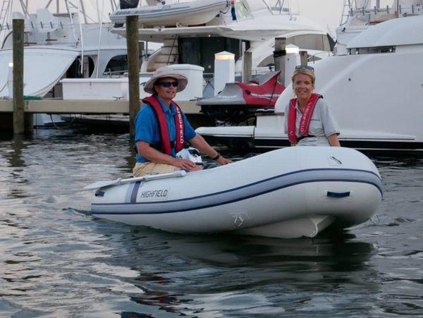 New Highfield UltraLite 290 Tender Boat For Sale