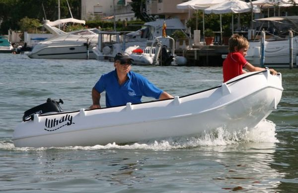 New Whaly 210 Tender Boat For Sale