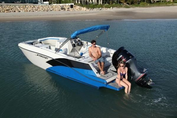 New Starcraft 231 SVX Deck Boat For Sale