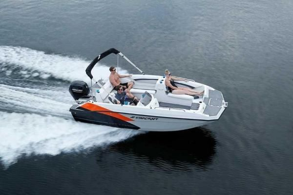 New Starcraft 171 SVX Cruiser Boat For Sale
