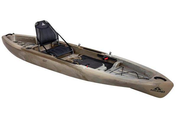 New Ascend 12T Sit-On - Desert Storm Kayak Boat For Sale