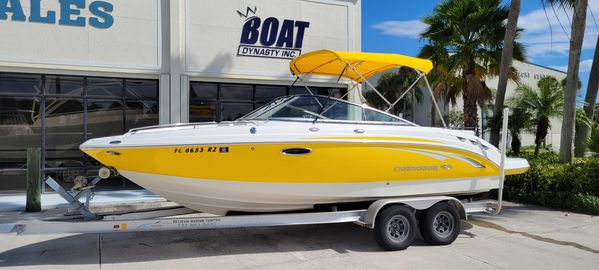 Used Chaparral SSX 236 Runabout Boat For Sale