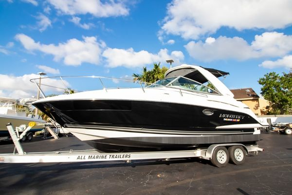 Used Monterey 295 Sport Yacht Bowrider Boat For Sale