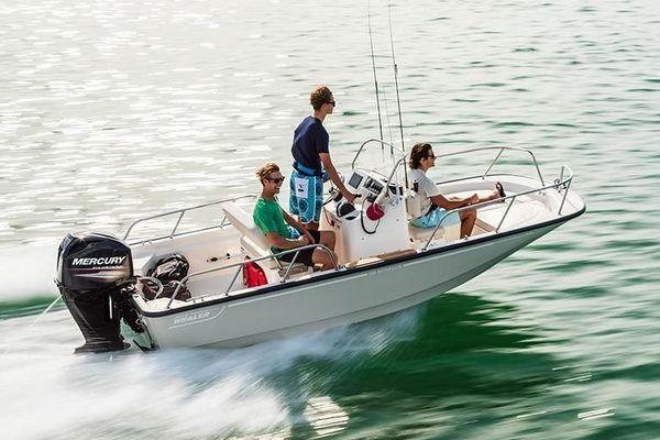 New Boston Whaler 150 Montauk Sports Fishing Boat For Sale