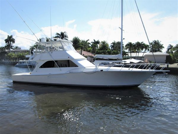 Used Viking 55 Convertible Sports Fishing Boat For Sale