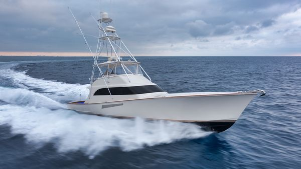Used Hines-Farley Custom Convertible Sports Fishing Boat For Sale
