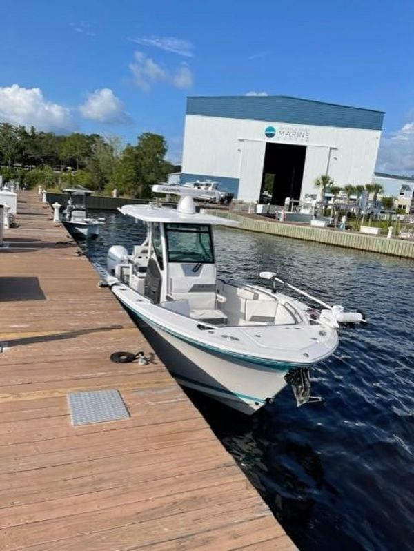 Used Blackfin 272 Center Console Fishing Boat For Sale